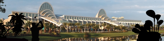 orange county convention center golfing